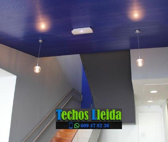 Techos de aluminio en Massalcoreig Lleida