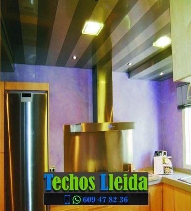 Techos de aluminio en Menàrguens Lleida