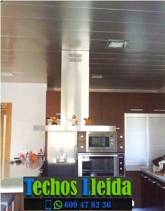 Techos de aluminio en Nalec Lleida