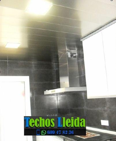 Techos de aluminio en Olius Lleida