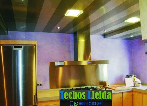 Techos de aluminio en Organyà Lleida