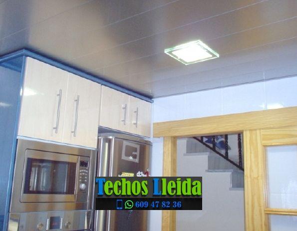 Techos de aluminio en Ossó de Sió Lleida