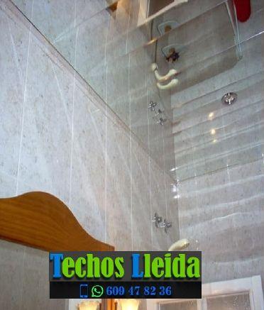 Techos de aluminio en Ponts Lleida