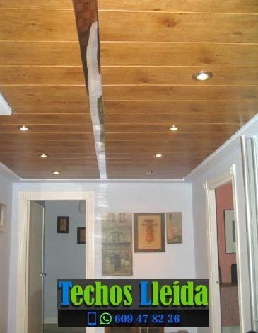 Techos de aluminio en Prats i Sansor Lleida