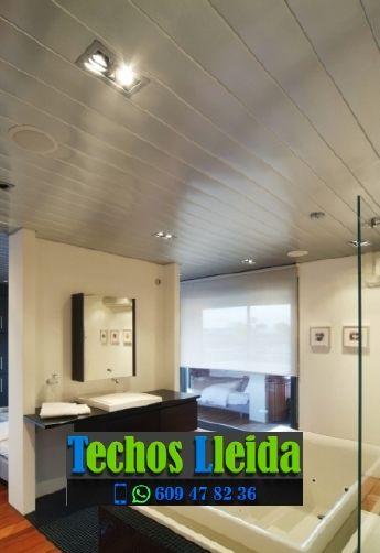 Techos de aluminio en Rialp Lleida