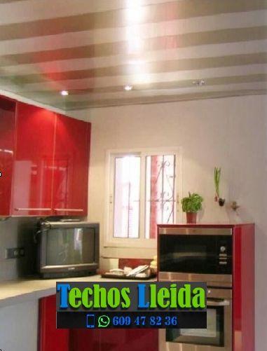 Techos de aluminio en Riner Lleida