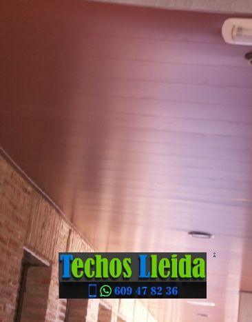 Techos de aluminio en Riu de Cerdanya Lleida