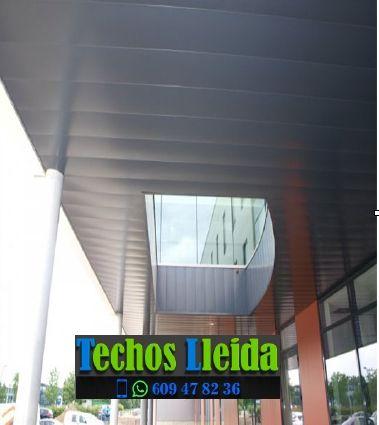 Techos de aluminio en Salardú Valle de Arán Lleida