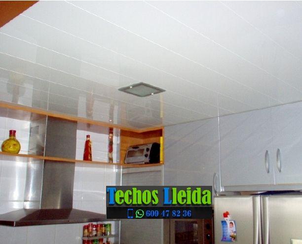 Techos de aluminio en Sanaüja Lleida