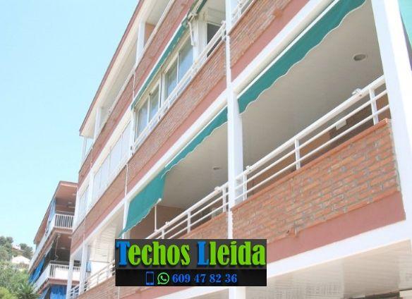 Techos de aluminio en Sant Esteve de la Sarga Lleida