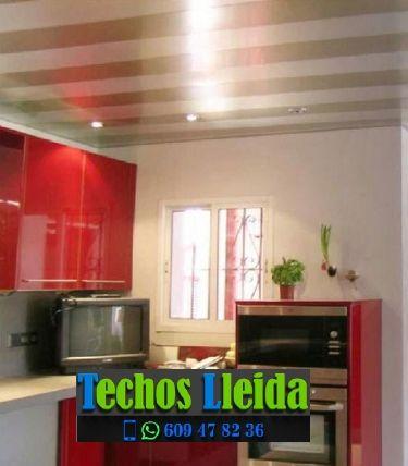 Techos de aluminio en Solsona Lleida