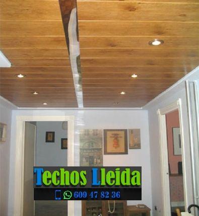 Techos de aluminio en Soriguera Lleida