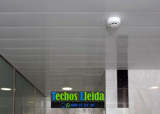 Techos de aluminio en Sudanell Lleida