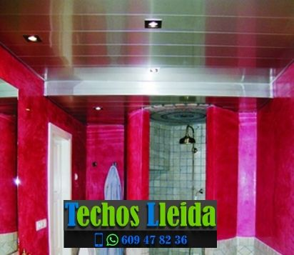 Techos de aluminio en Talarn Lleida