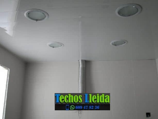 Techos de aluminio en Talavera Lleida