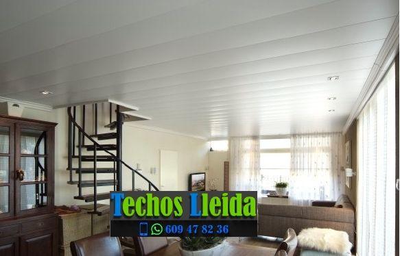 Techos de aluminio en Térmens Lleida