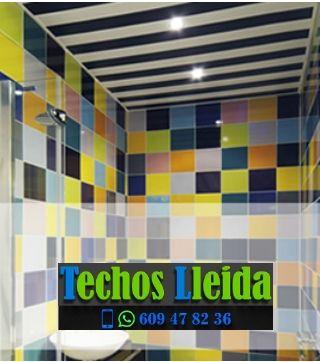 Techos de aluminio en Tiurana Lleida