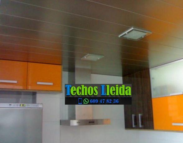 Techos de aluminio en Torà Lleida