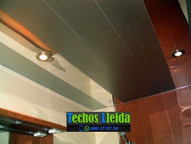 Techos de aluminio en Tornabous Lleida
