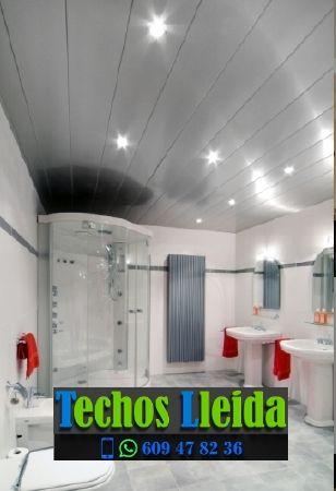 Techos de aluminio en Torrebesses Lleida