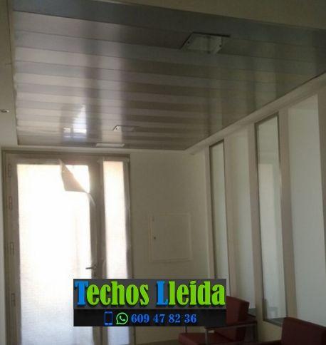 Techos de aluminio en Torregrossa Lleida