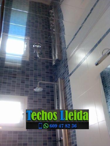 Techos de aluminio en Torres de Segre Lleida
