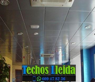 Techos de aluminio en Unha Valle de Arán Lleida