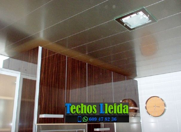 Techos de aluminio en Vielha Vall d'Aran Lleida