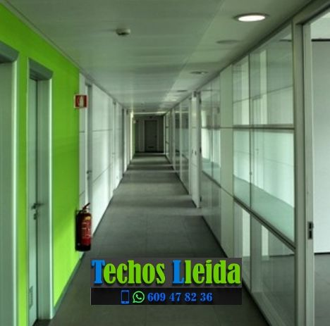 Techos de aluminio en Vielha e Mijaran Vall d'Aran Lleida