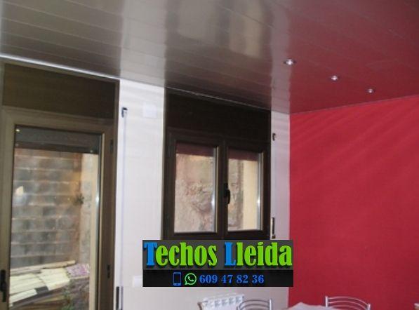 Techos de aluminio en Vila-sana Lleida