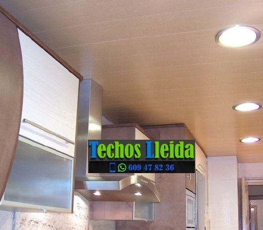 Techos de aluminio en Vilagrassa Lleida