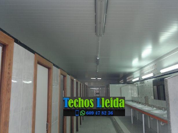 Techos de aluminio en Vilaller Lleida