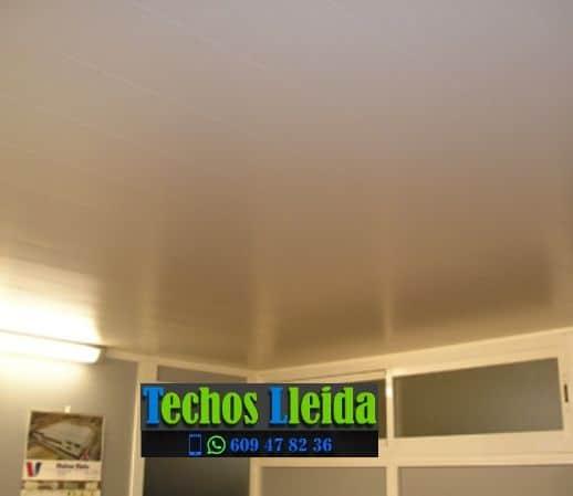 Techos de aluminio en Vilanova de Meià Lleida