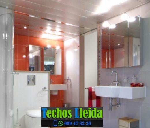 Techos de aluminio en Vilanova de Segrià Lleida